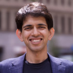 Anish Sinha's headshot