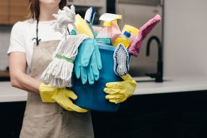 tips on working as cleaner